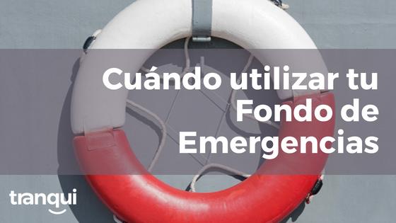 fondo de emergencia blog