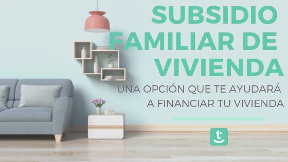 SUBSIDIO DE VIVIENDA.blog