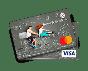 tarjeta-de-credito-joven-credencial-banco-de-occidente