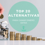 ALTERNATIVAS GANAR DINERO EXTRA. BLOG