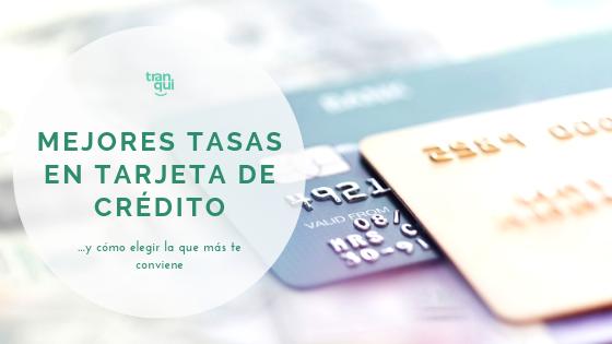 tarjetas de crédito blog